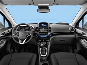 Chevrolet Orlando 2013 салон