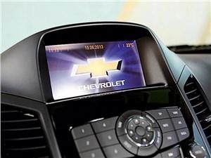 Chevrolet Orlando 2013 жк-дисплей