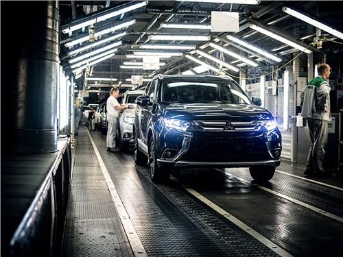 Mitsubishi планирует увеличить локализацию сборки Outlander