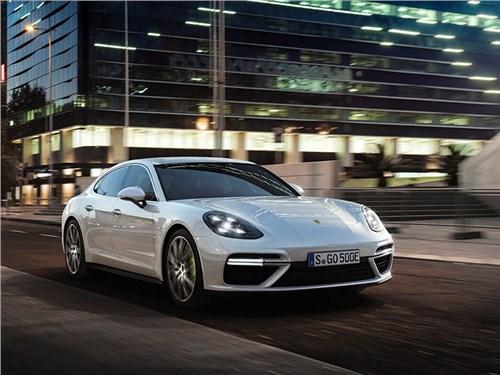 Porsche до 2022 года вложит 6 млрд евро в электромобилизацию