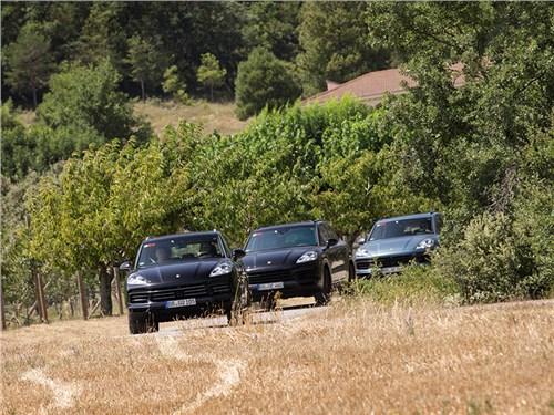 Новость про Porsche Cayenne - Porsche Cayenne