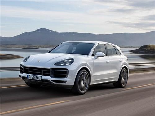 Новость про Porsche Cayenne Turbo - Porsche Cayenne Turbo