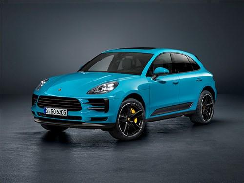 Porsche Macan не получит дизельный двигатель