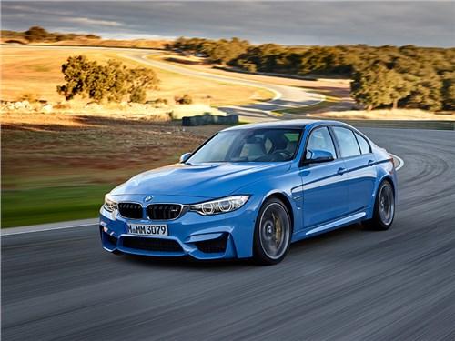 Новость про BMW - BMW M3