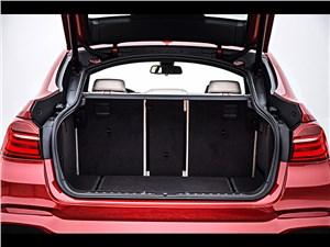 Предпросмотр bmw x4 2014 багажное отделение фото 1