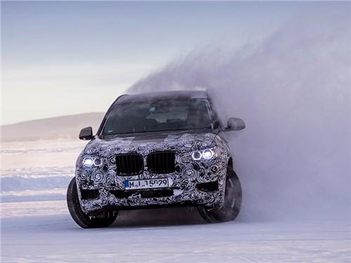 BMW X3 M получит 500-сильный двигатель
