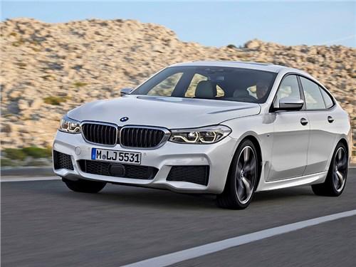 Новость про BMW - BMW 6-Series Gran Turismo