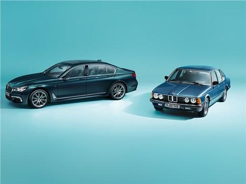 BMW привезет в Россию «юбилейную» 7-ю серию
