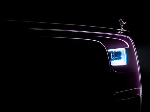 Rolls-Royce назвал дату премьеры нового Phantom