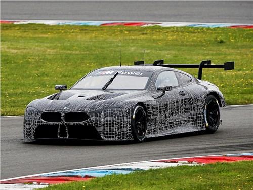 Новость про BMW - BMW M8 GTE