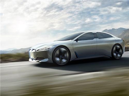 Новость про BMW - BMW i Vision Dynamics
