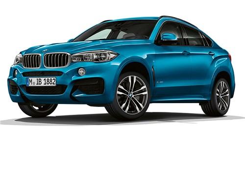 BMW X5 и X6M получили новые спецверсии