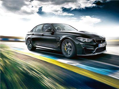 BMW представила самую мощную М3 в истории