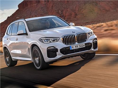 BMW рассказала о новом Х5 для России