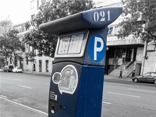 Москвичи потратили 7,6 миллиарда рублей на платную парковку