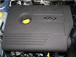 Предпросмотр chery fora 2006 крышка двигателя