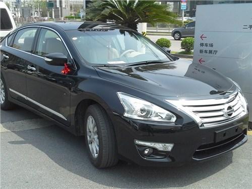 Новость про Nissan Teana - Nissan сворачивает производство и продажи седана Teana