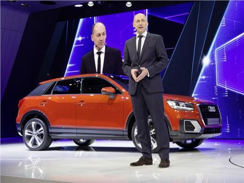 Новость про Audi - Главный инженер Audi уходит в отставку из-за «дизельгейта»