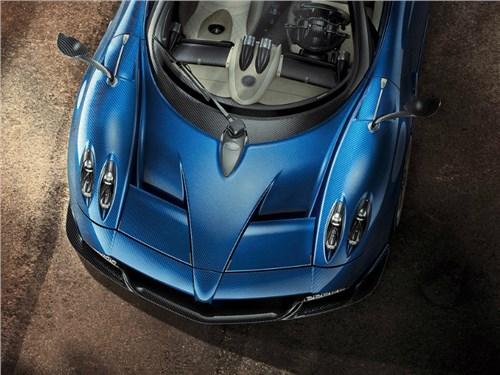 Pagani представит в Женеве свой «самый сложный» автомобиль