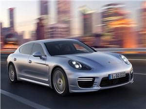 Porsche Panamera S (хэтчбек)