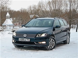 Volkswagen Passat - volkswagen passat variant 2012 вид спереди