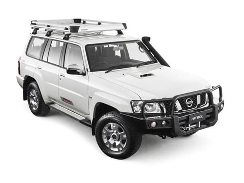 Новость про Nissan Patrol - Nissan построил «прощальную» версию Patrol Y61 для своих австралийских клиентов