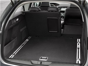 Предпросмотр peugeot 308 sw 2013 багажное отделение