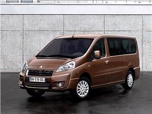 Peugeot Expert - peugeot expert l1h1 2013 вид спереди