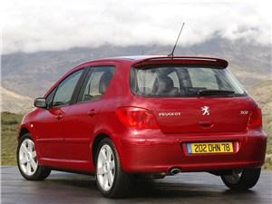 Особый стиль (Renault Megane, Peugeot 307, Citroen Xsara) 307 -