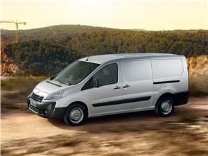 Peugeot Expert L1H1 2013 вид сбоку