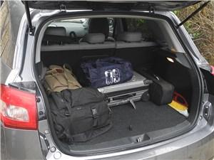 Предпросмотр peugeot 4008 2012 багажное отделение