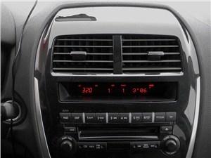 Peugeot 4008 2012 аудиосистема