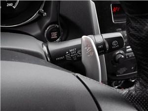 Peugeot 4008 2012 подрулевой лепесток