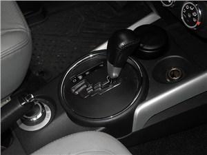 Peugeot 4008 2012 селектор вариатора