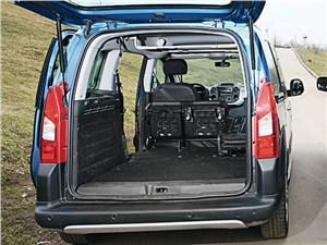 Peugeot Partner Tepee трансформация салона