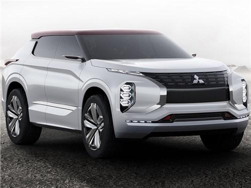 Mitsubishi анонсировала новый концепт для Парижского автосалона