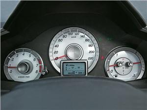Honda Pilot 2012 приборная панель