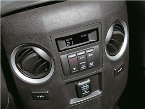 Honda Pilot 2012 климат-контроль