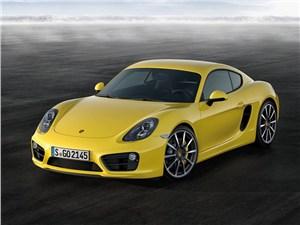 Новый Porsche Cayman будет стоить более 2,5 млн рублей