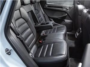 Porsche Macan 2014 задний диван