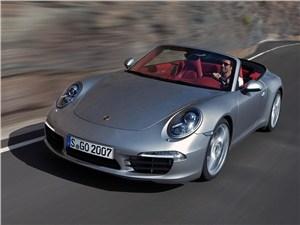 Не думай о секундах свысока 911 Carrera Cabriolet -