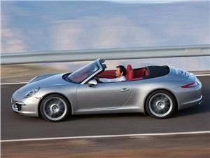 Навстречу лету, навстречу ветру.. (BMW 6 Series Cabrio, Citroen C3 Pluriel, Mercedes-Benz SLK, MINI Convertible, Peugeot 307 CC, Porsche 911 Cabriolet, Porsche Boxster, Volkswagen New Beetle Cabrio) 911 Carrera Cabriolet -