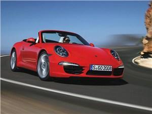 Porsche 911 Carrera S Cabriolet (кабриолет)
