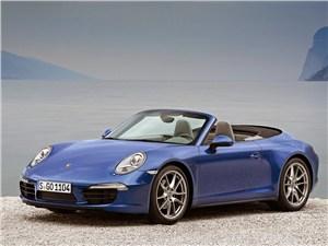 Porsche 911 Carrera 4 Cabriolet -