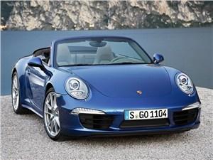 Porsche 911 Carrera 4 Cabriolet (кабриолет)