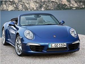 Porsche 911 Carrera 4 (купе)
