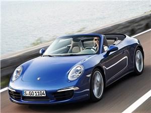 Полный боекомплект (4x4 Carrera 4, Carrera 4S) 911 Carrera 4 -