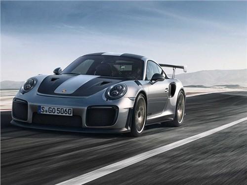 Самый быстрый Porsche 911 рассекретили до премьеры