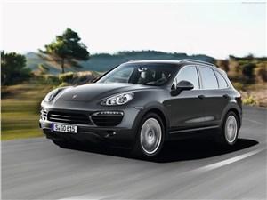 Porsche Cayenne S Diesel (универсал)