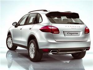 Великолепная пятерка (Mercedes-Benz ML-Klasse,BMW X5,Audi Q7,Porsche Cayenne,Volkswagen Touareg) Cayenne -